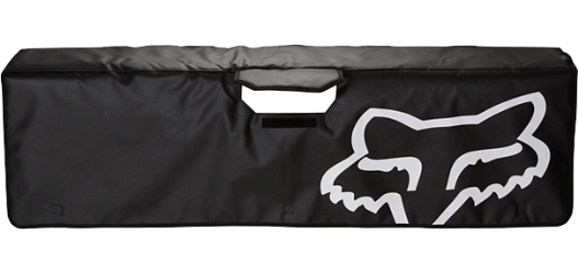Fox Racing Large Tailgate Cover Color: Black