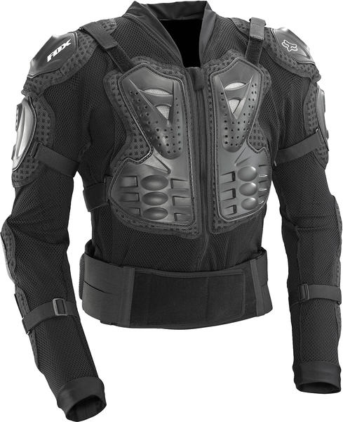 Fox Racing Titan Sport Jacket Color: Black