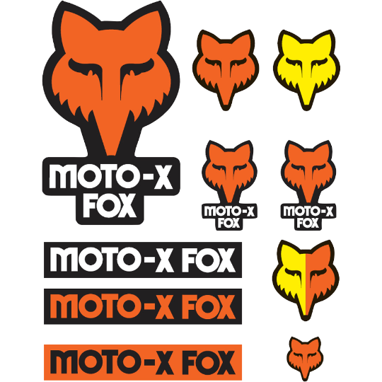 Fox Racing Track Pack