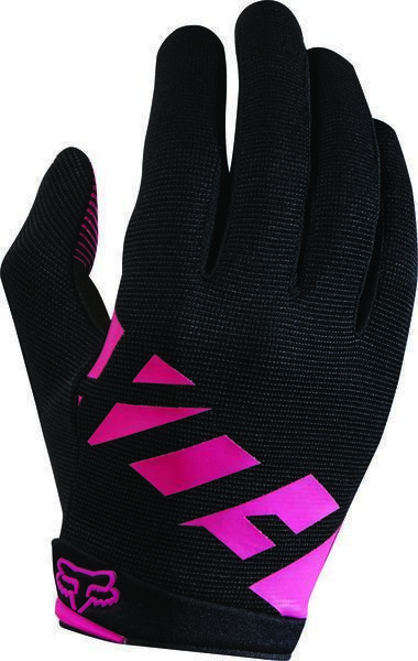 Fox Racing Women's Ripley Gloves Color: Black/Pink