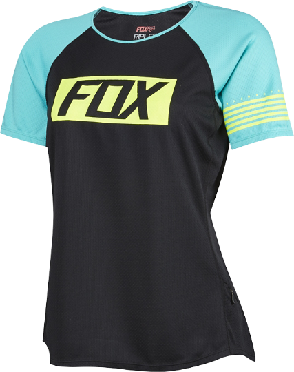 Fox Racing Women's Ripley Short Sleeve Jersey