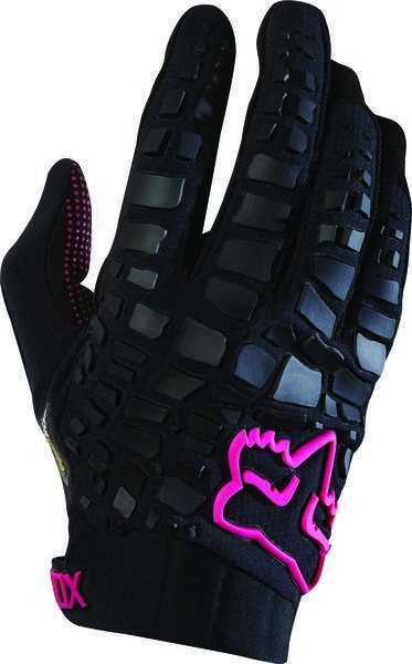 Fox Racing Women's Sidewinder Gloves Color: Black