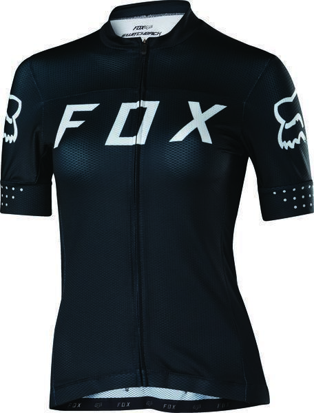 Fox Racing Women's Switchback Jersey Color: Black/White