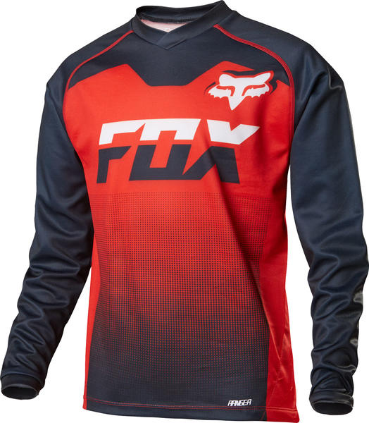 Fox Racing Youth Ranger LS Graphic Jersey