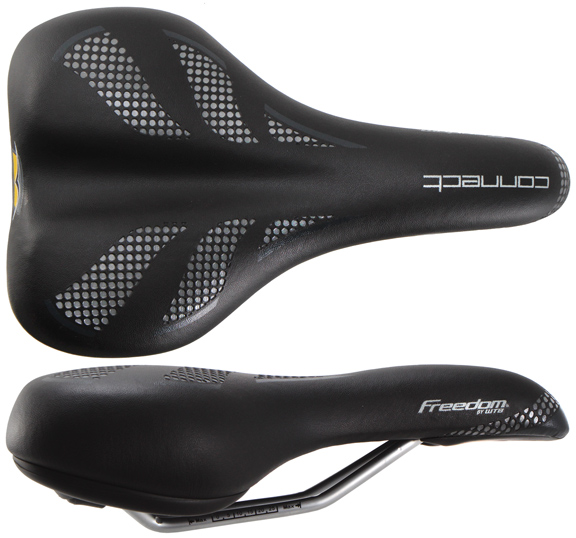 Freedom Connect Mens Saddle