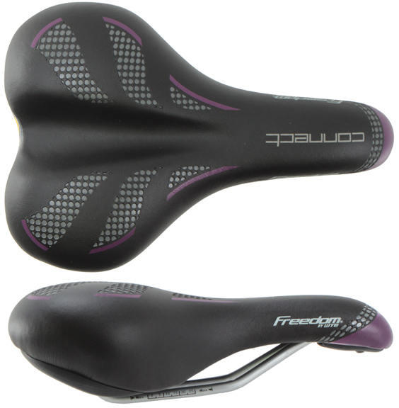 Freedom Connect Womens Saddle