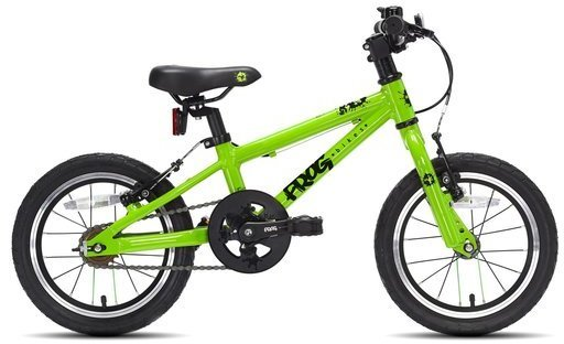 Frog Bikes Frog 43 Color: Green