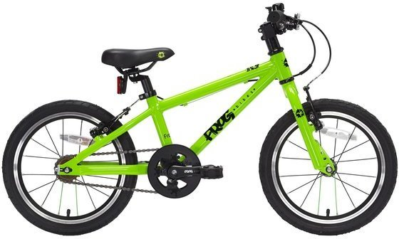 Frog Bikes Frog 48 Color: Green