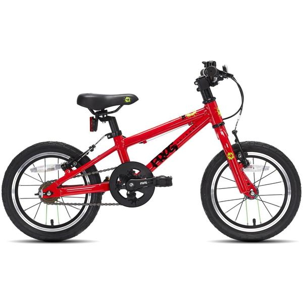 Frog Bikes Frog 52 Single Color: Red