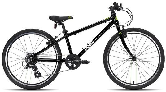 Frog Bikes Frog 62 Color: Black