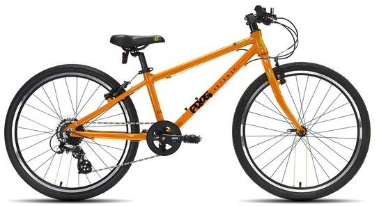 Frog Bikes Frog 62 Color: Orange