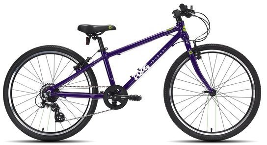 Frog Bikes Frog 62 Color: Purple