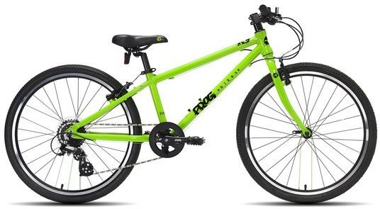 Frog Bikes Frog 62 Color: Green