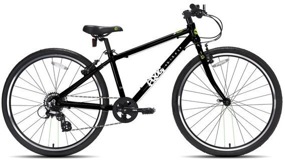 Frog Bikes Frog 69 Color: Black