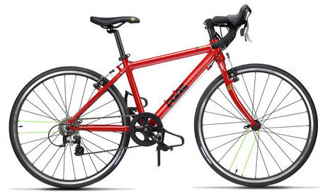 Frog Bikes Frog Road 67 Color: Red
