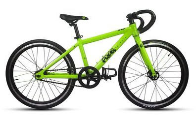 Frog Bikes Frog Track 58 Color: Green