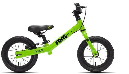 Frog Bikes Tadpole Color: Green