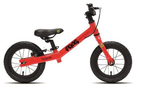 Frog Bikes Tadpole Color: Red