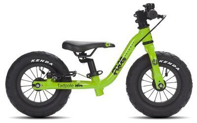 Frog Bikes Tadpole Mini Color: Green