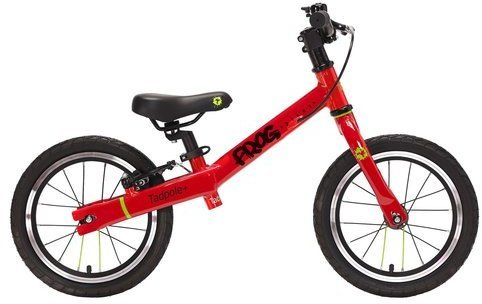 Frog Bikes Tadpole Plus Color: Red