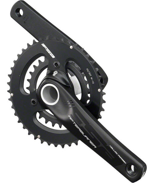FSA Afterburner BB30 Crankset Chainrings: 36/22