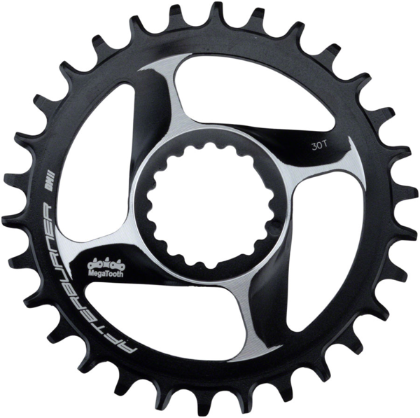 FSA Afterburner MTB Direct Mount Chainring Color: Black