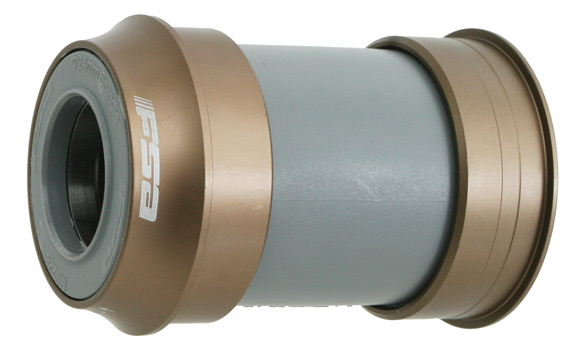FSA BBright-MegaExo Adapter Bottom Bracket Model: Road Stainless