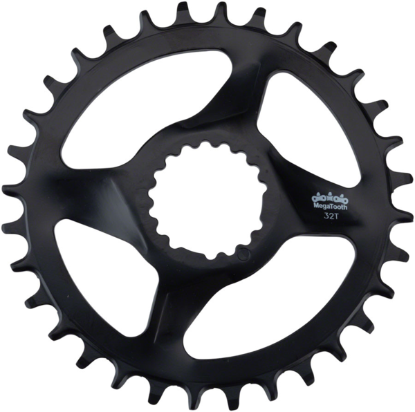 FSA Comet MTB Direct Mount Chainring Color: Black