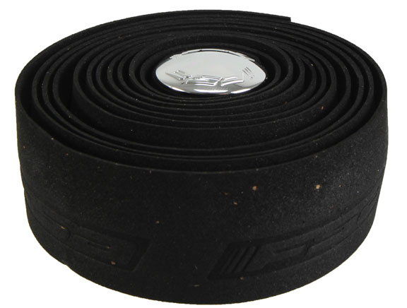 FSA Cork Road Bar Tape Color: Black