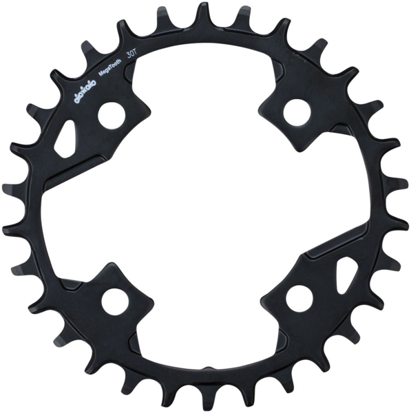 FSA Gamma Pro MegaTooth 1x Chainring Color: Black