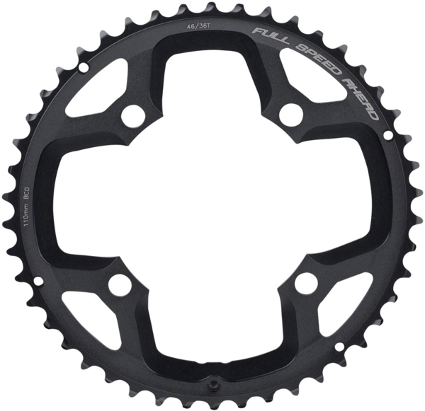 FSA Gossamer ABS Chainring Color: Black