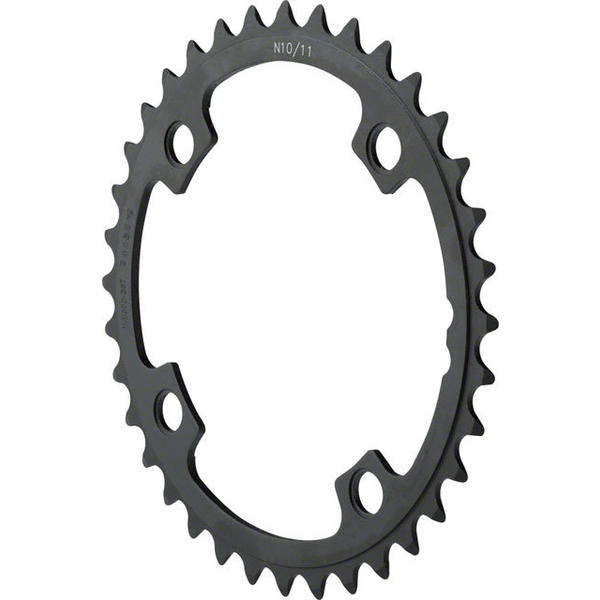 FSA Gossamer Pro Chainring BCD | Color | Size | Speeds: 110mm | Black | 36T | 11