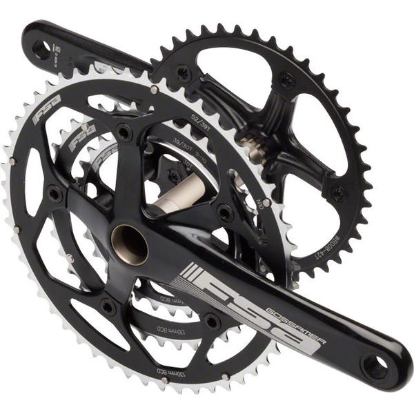 FSA Gossamer Tandem Rear Crankset Color: Black