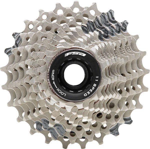 FSA K-Force 11 Speed Cassette Color: Silver