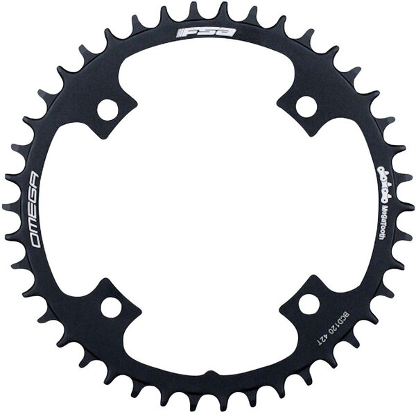 FSA Omega 1x Chainring Color: Black