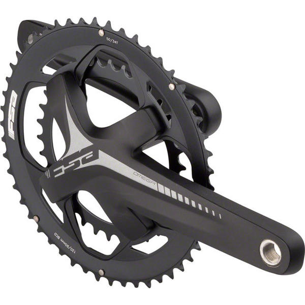 FSA Omega MegaExo Crankset Color: Black