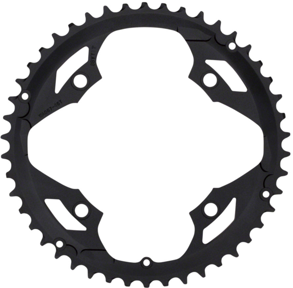 FSA Omega/Vero Pro Road Chainring Color: Black