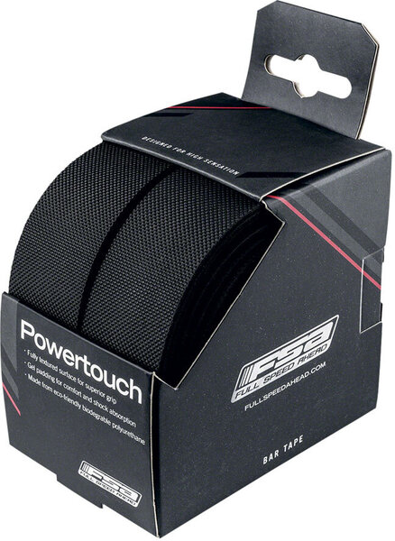 FSA PowerTouch Handlebar Tape Color: Black