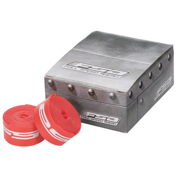 FSA Rim Strips Color: Red