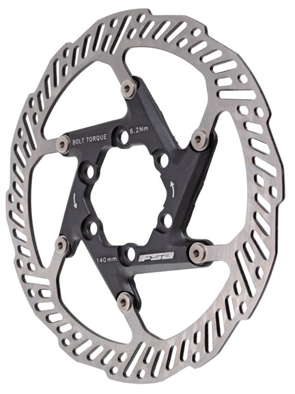 FSA Disc Brake Rotor Model | Size: K-Force | 140mm (5.5
