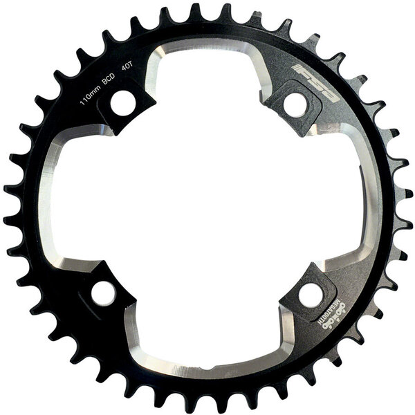 FSA SL-K Megatooth Chainring Color: Black