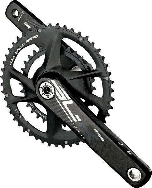 FSA SL-K Modular BB386EVO Crankset Color: Black