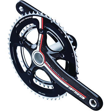FSA K-Force Light Crankset With BB30 Bottom Bracket (53/39)