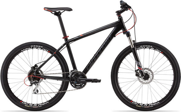 Cannondale Trail 5 Color: Jet Black