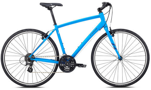 Fuji Absolute 2.1 Color: Satin Bright Blue