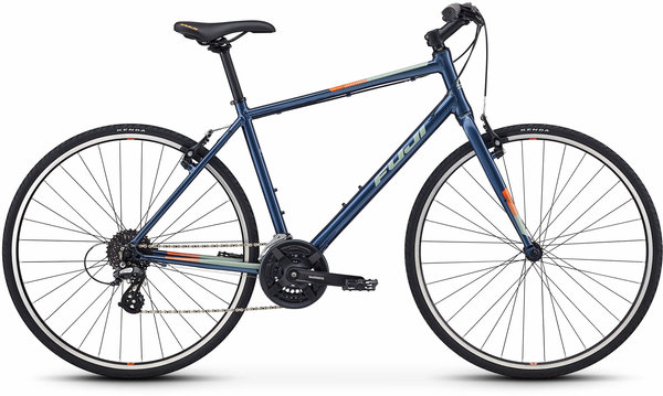 Fuji Absolute 2.1 Color: Navy Gray