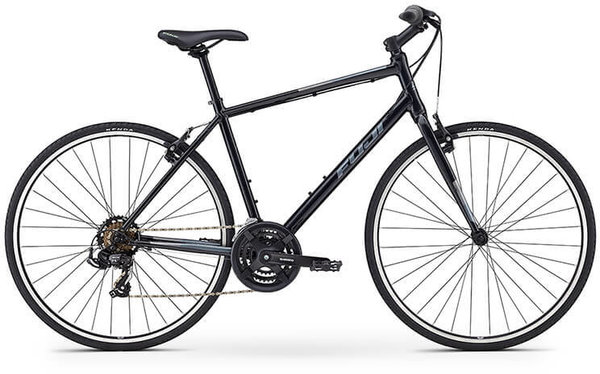Fuji Absolute 2.3 Color: Black/Gray