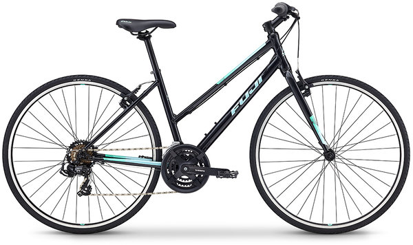 Fuji Absolute 2.3 ST Color: Black/Mint