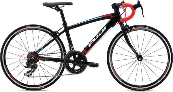 Fuji Ace 24 Color: Black/Red