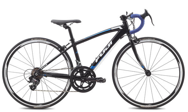 Fuji Ace 650 Color: Gloss Black w/Royal Blue and White